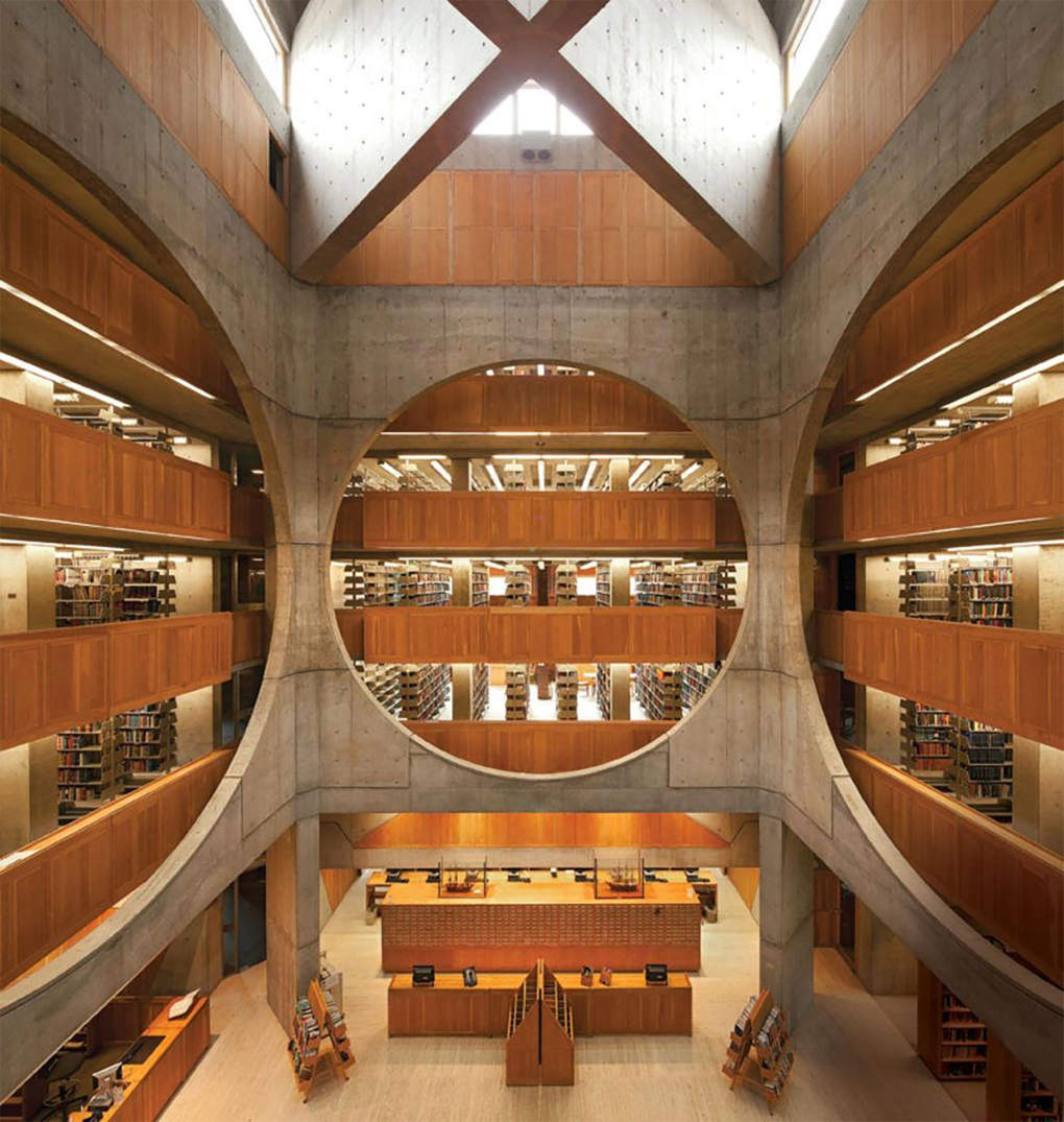 HS 2016 – 1972 Louis Kahn Exeter Library