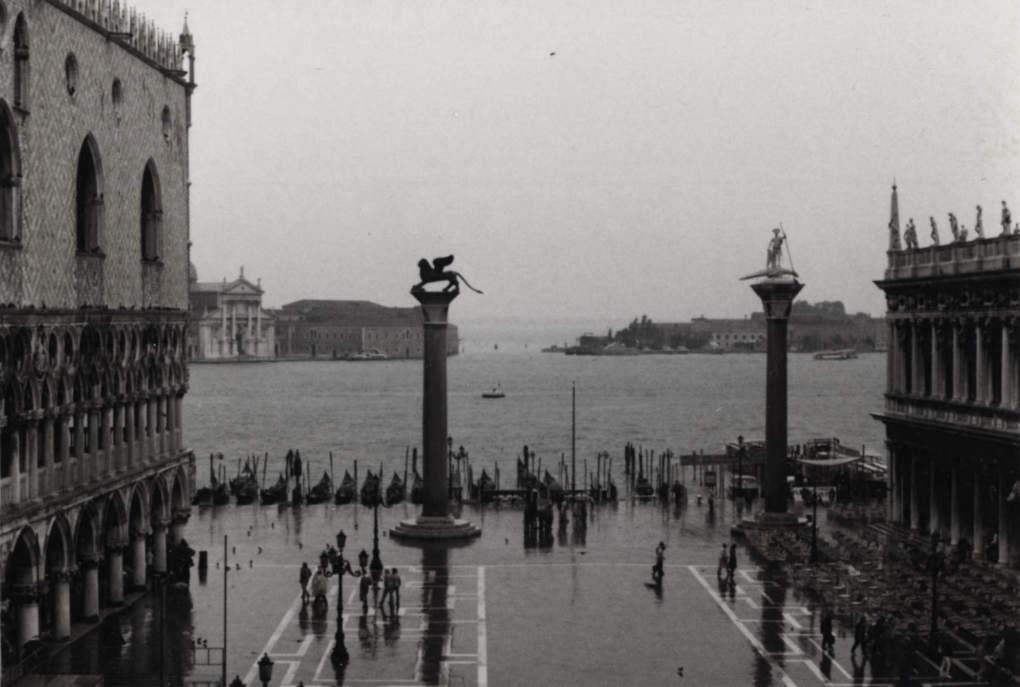 Seminarwoche Herbstsemester 2012 - Venedig und die 13. Architekturbiennale - Titelbild
