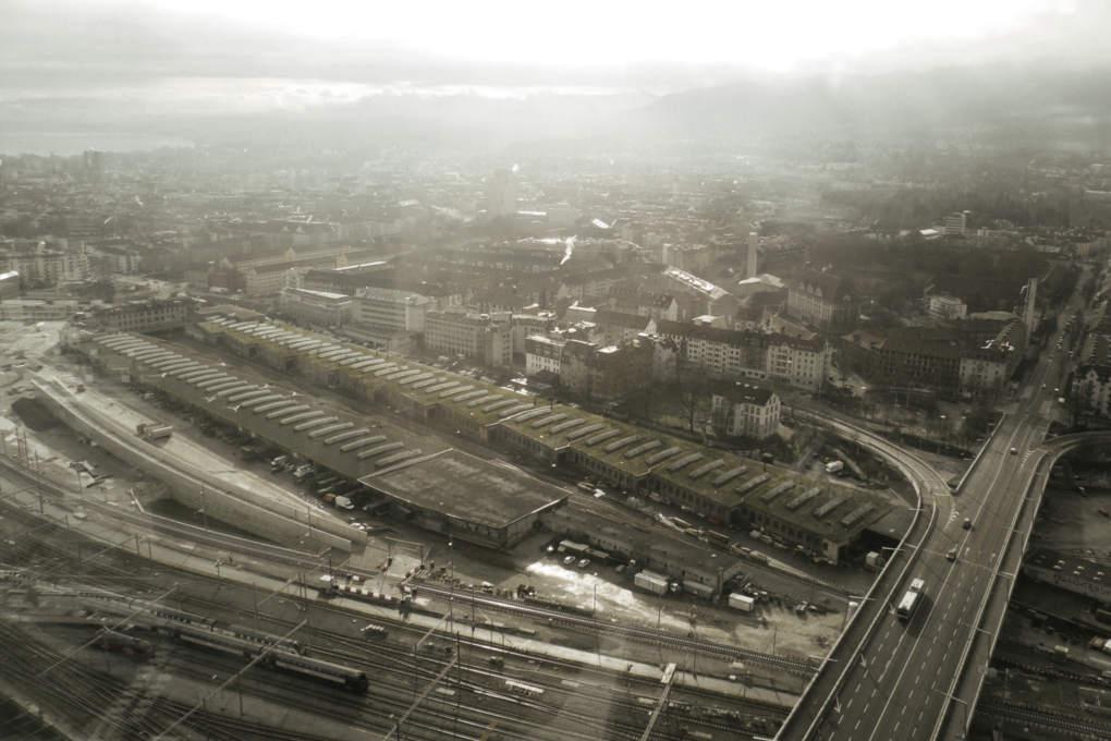 Entwurf Frühjahrssemester 2012 - Ein Stück Stadt -Titelbild