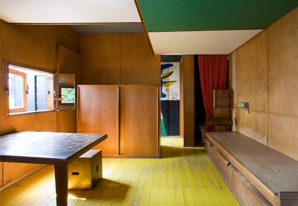 Seminarwoche Frühjahrssemester 2019 - Le Corbusier entre autres - Titelbild