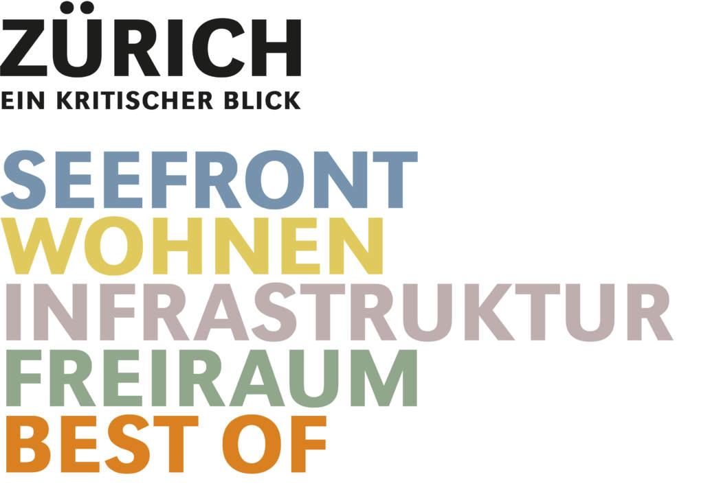 Seminarwoche Herbstsemester 2020 – Zürich - ein kritischer Blick – Titelbild